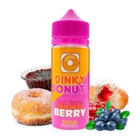 Blueberry 100ml - Dinky Donuts