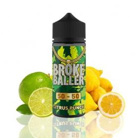 Broke Baller Citrus Punch 80ml (Shortfill)