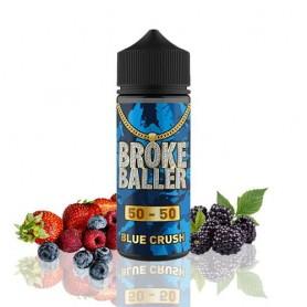 Broke Baller Blue Crush 80ml (Shortfill)