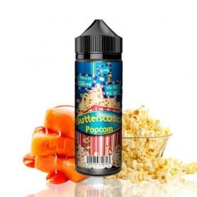Fizzy Juice Butterscotch Popcorn 120ml