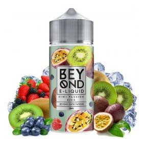 Kiwi Passion Kick 80ml - Beyond E-liquid by IVG