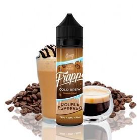 Frappe Cold Brew Double Espresso 50ml (Shortfill)