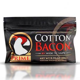 Cotton Bacon Prime de Wick 'N' Vape