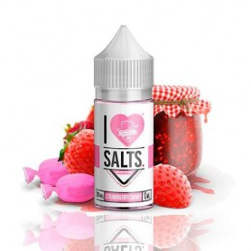 Mad Hatter I Love Salts Strawberry Candy 10ml 20mg