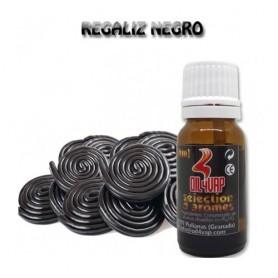 Oil4Vap Aroma Regaliz Negro 10ml