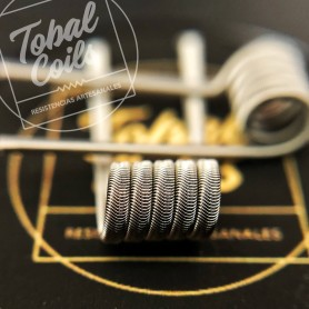 TOBAL COILS Erizo Fused 0´14ohm