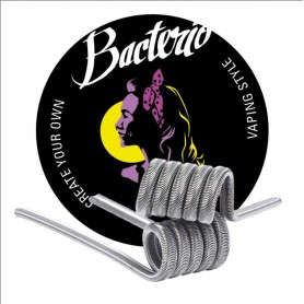 Bacterio Coils Mad f*cking 0.13 Ohm (pack 2)