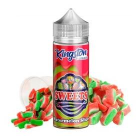 Watermelon Slices 100ml - Kingston E-liquids