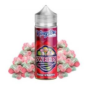 Sour Cherry 100ml - Kingston E-liquids