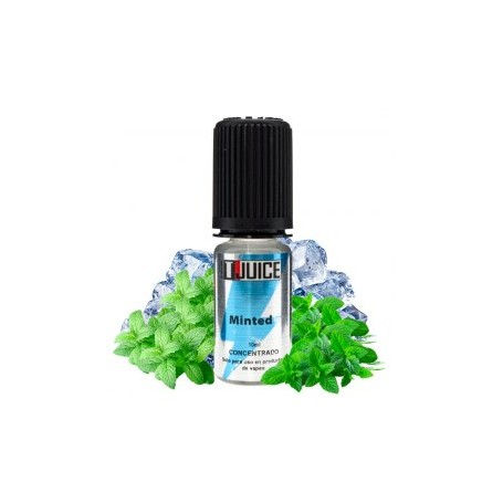 Aroma Minted - T-Juice