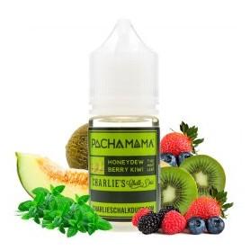 Aroma The Mint Leaf, Honeydew, Berry, Kiwi 30ml - Pachamama by Charlie's Chalk Dust